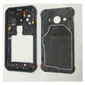 accessories  Full Housing Back Cover + Front Bezel Frame for Samsung Galaxy Xcover 3 G388F