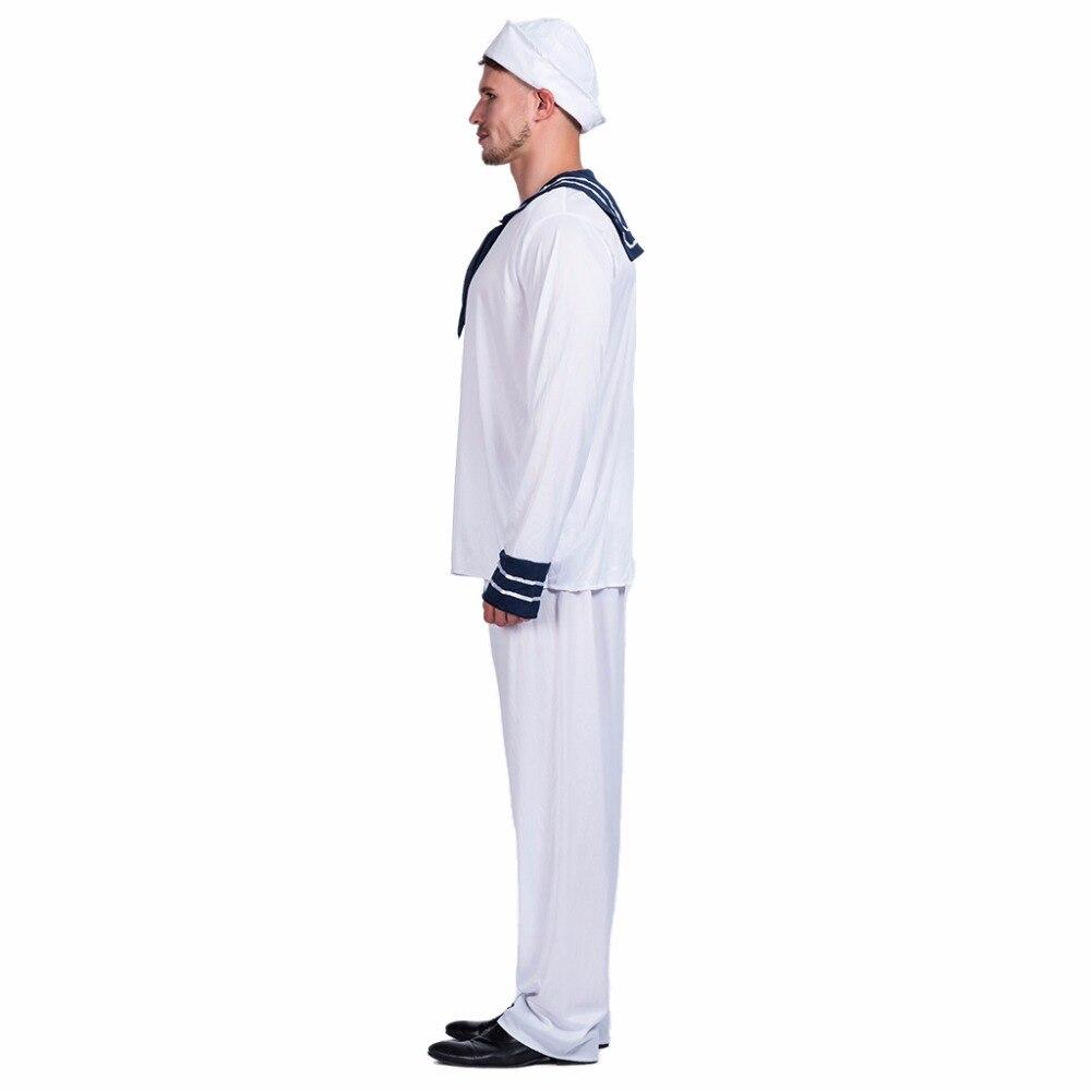 Zeeman Halloween.Goede Kopen Carnaval Mannen Sailor Crew Zeeman Captain