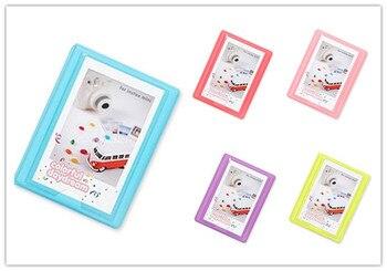 26 bolsillos 3 pulgadas Mini álbum de fotos de estilo de coche foto película de la bolsa de almacenamiento de tarjeta para Fuji Instax Mini 7s 8 9 8 + LiPlay