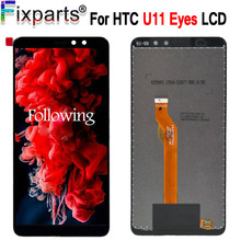 New 6.0 For HTC U11 EYEs LCD Display Touch Screen Digitizer Panel Assembly Replacement Parts Ocean Harmony