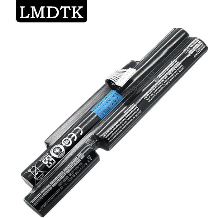 LMDTK New 6 cells laptop battery for <font><b>ACER</b></font> Aspire TimelineX 3830T 4830T <font><b>4830TG</b></font> 3ICR19/66-2 AS11A3E AS11A5E FREE SHIPPING image