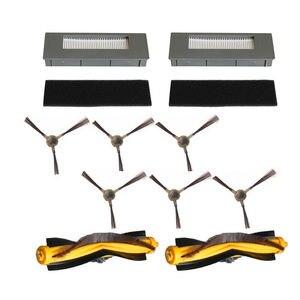 Najlepiej sprzedać szczotki filtracyjne gąbka do Ecovacs Deebot M87 M88 900 901 Robotic odkurzacze
