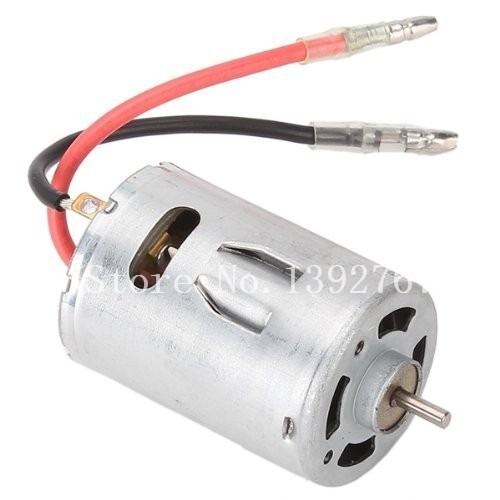 03011 RS540 26 Turn 540 Motor RC Car HSP 1/10 Scale Models Brushed Electric Motor Brush For Himoto Redcat Remote Control Cars