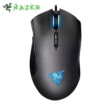 RAZER Imperator 6400dpi 4G PC Gamer Optical/Laser Dual Sensor System USB Wired Ergonomic Gaming Mouse with Retail Package