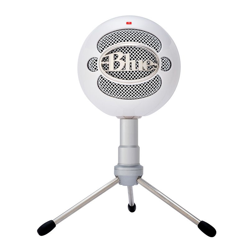 Original Blue Snowball ICE Usb Condenser Microphone for mac Computer for ipod Cardioid with table stand
