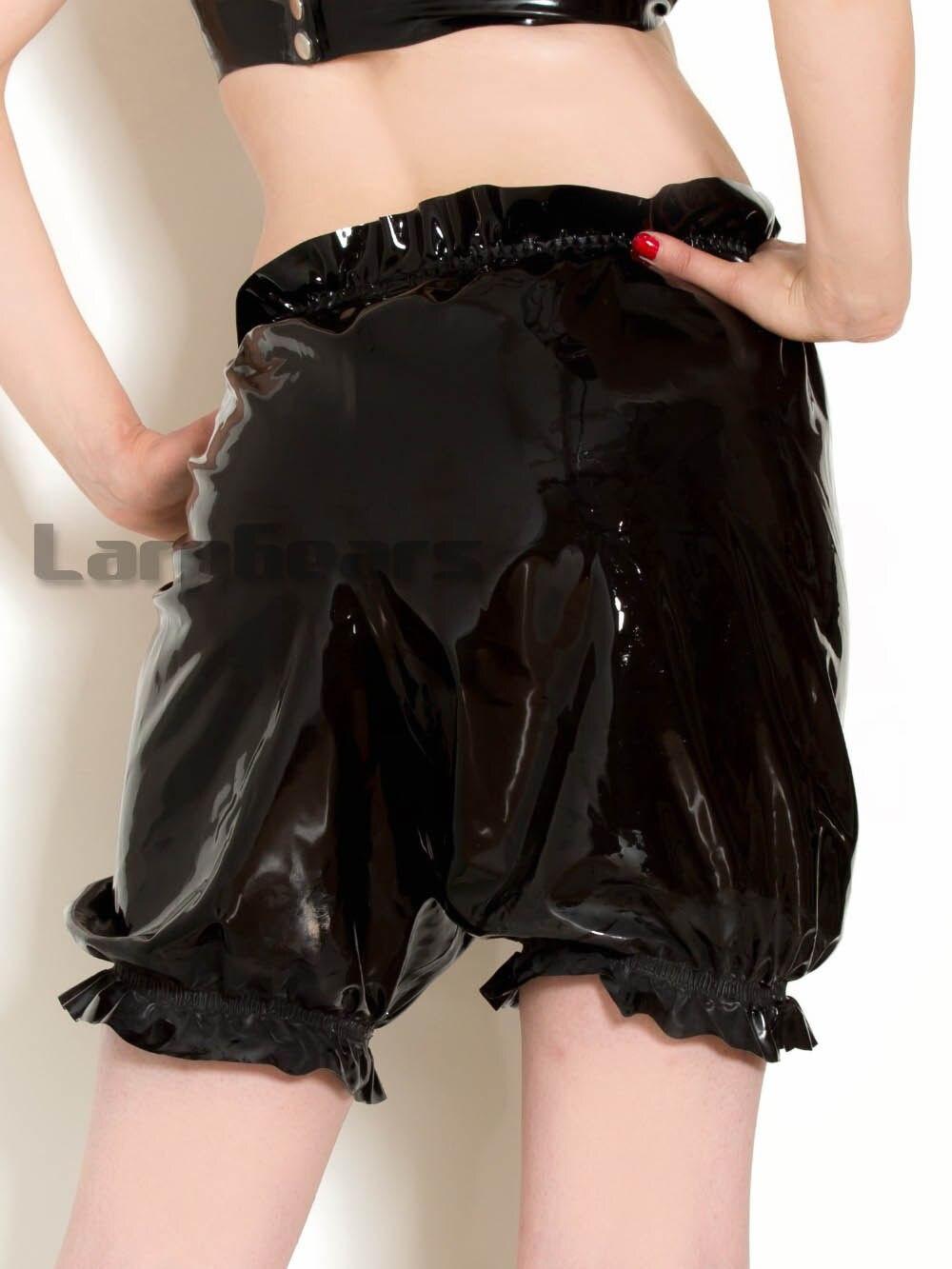 Latex Rubber Bloomers Unique Latex Underpants Hot Sale