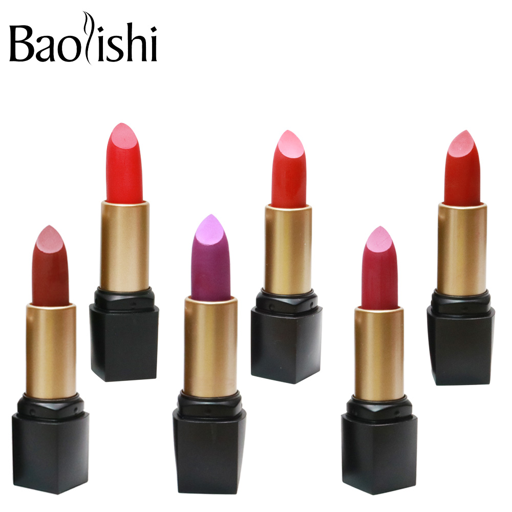 baolishi New Brand lipstick Healthy Moisturizer Smooth Waterproof - Makeup - Photo 4