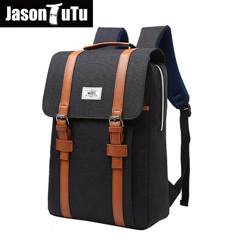2017 Vintage Men Women Canvas Backpacks School Bags for Teenagers Boys Girls Large Capacity Laptop Backpack Fashion Men Backpack носки мужские griff economy цвет черный bp42 размер 45 47