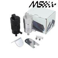 Nero/Argento Universale REGOLABILE Turbo Boost Controller Kit misura per MITSUBISHI EVOLUTION EVO 8 9 SUB ARU WRX STI con logo