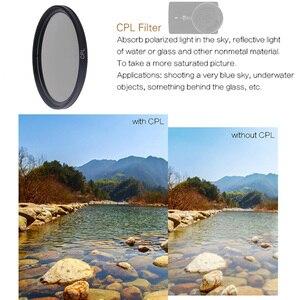 Image 5 - FOTOFLY filtro de cámara de acción para Yi 4K Lite UV CPL ND 2 4 8, filtros de lente de protección para Xiao Yi 4K + Plus, accesorios de cámara deportiva