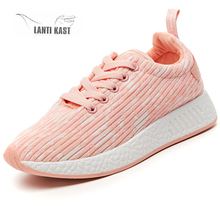 Women Summer Soft Casual Running Shoes Woman Sneakers Mesh Breathable Sport Shoes Female Sneakers кроссовки женские кроссовки женские синие
