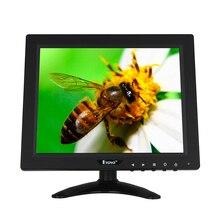 "Eyoyo 10"" 1024x768 IPS LED HDMI VGA 3BNC Monitor Screen Video for PC CCTV DVR Camera Security Free shipping(China (Mainland))"