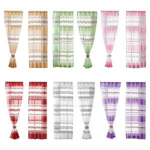 Window Treatment Curtain Gauze