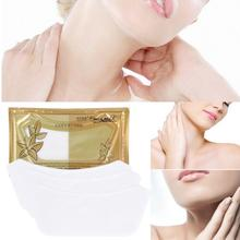 Women Anti-wrinkles Collagen Neck Pad Patch Skin Whitening A