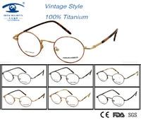 Eyewear Accessories Children Retro Eyeglass Titanium Harry Potter Round Glasses High Quality Memory