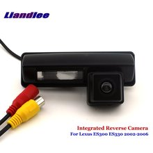 Liandlee For Lexus ES300 ES330 2002-2006 Car Reverse Parking Camera Backup Rear View Camera / SONY CCD Integrated Nigh Vision 3 in1 special rear view camera wireless receiver mirror monitor diy parking system for lexus is300 is200 es300 es330 altezza