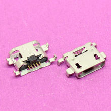 YuXi Hot Selling! Mini USB jack Charging port socket connector For Sony Xperia L C2105 C2104 MT25 S36 S36H(China)