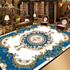Sky Blue Pattern Stone Ceiling Carpet Custom 3D Mural Wallpaper Bathroom Floor Mural Self Adhesive Vinyl