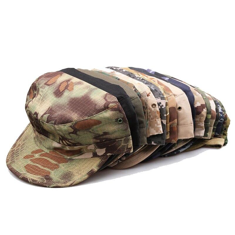 Брендовые военные шапки, армейская камуфляжная солдатская шляпа, высокое качество, утолщенная Кепка фатик для мужчин и женщин, кепка для военных тренировок 58 60 см HE02|military hat|hat militarycap soldier | АлиЭкспресс