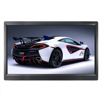 "15.6"" 4K ABS LCD Monitor Full View 3840x2160 HDMI Input Speaker Build In for Raspberry Xbox360 Extra Game LCD Monitor"