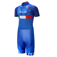 Skinsuit Clothing Mtb Bike Outdoor-Wear Ropa-Ciclismo ITALIA Men One-Piece