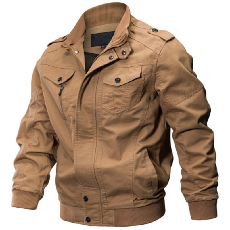 Men Clothes Coat Military bomber men jacket Tactical Outwear Breathable Light Windbreaker jackets Dropshipping 3