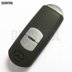 Image 2 - QCONTROL Car Remote Smart Key Fit for MAZDA CX 3 CX 5 Axela Atenza Model No. SKE13E 01 or SKE13E 02