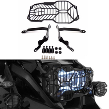 For BMW R1200GS R 1200 GS Adventure 2013-2018 Headlight Protector Guard Grill Grille Cover Water Cooled Motorcycle Accessories