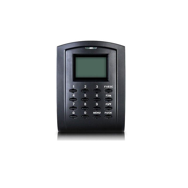 125 K RFID carte EM4100 contrôle d'accès autonome clavier temps présence système