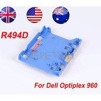 "US/UK/AU R494D 2.5"" to 3.5"" HDD Caddy Adapter F767D for Dell Optiplex Precision 380 580 960 980 990 3020 7010 7020 9010 9020|HDD Enclosure| |  -"