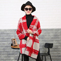Plaid Warm Winter Scarf Women High Quality Imitation Cashmere Scarf Echarpes Foulards Femme 4 Colors Ladies Scarves Shawls Wrap
