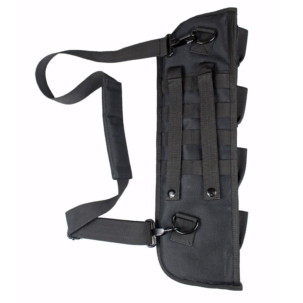Image 2 - Tactical Shotgun Rifle Long Carry Bag Hunting Bag Gun Bag Scabbard Gun Protection Case Backpack Shoulder Sling Case Holster-in Holsters from Sports & Entertainment