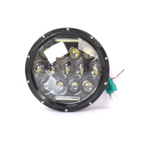 7 Inch Round Motorcycle LED Headlight 12V Hi Lo DRL Off Road Led Light Worklight For