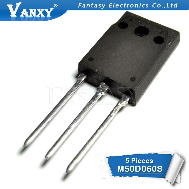 5pcs 1MBK50D-060S TO-3P M50D060S TO-247 1MBK50D IGBT 600V 50A New Original