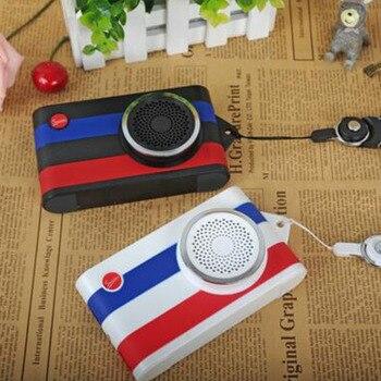 Открытый Bluetooth динамик супер мощность 4000 мАч Мобильная линия питания в Bluetooth Колонка TF карта Громкая связь динамик с микрофоном