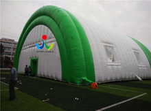 20X20M Factory Direct Sale Large Inflatable Event Tents For Sale
