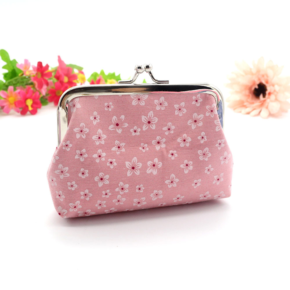 Coin Purse Hand-made Women Wallet Womens Retro Flowers Wallet Card Holder Coin Purse Clutch Handbag Vintage Casual Woman Purses casual weaving design card holder handbag hasp wallet for women