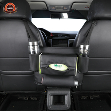 Creative tissue box font b Car b font seat font b storage b font bag seat