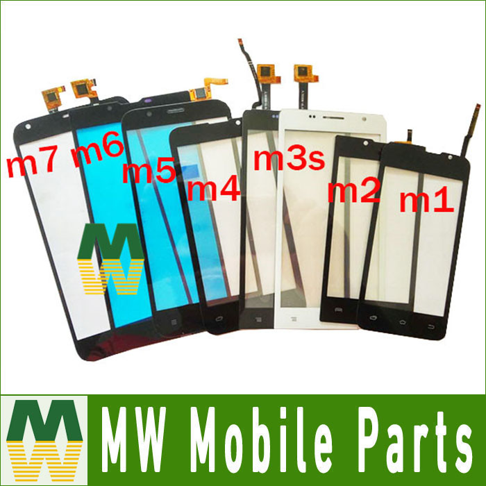 1pc/lot High Quality For Ark Benefit m1 m2 m3s m4 m5 m6 m7 Touch Panel Digitizer Replacement part