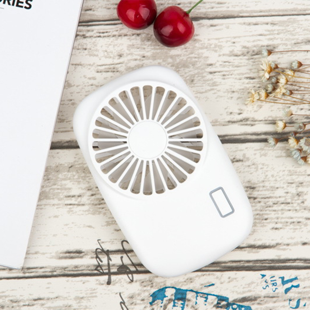 Mini Fan 2 Speed Adjustable USB Rechargeable Portable Handheld Personal Fans Home Office Outdoor Travel Silence Eyelash Fan