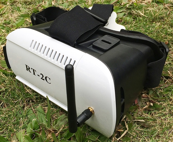 FPV Goggle RT-2C 5.8GHz