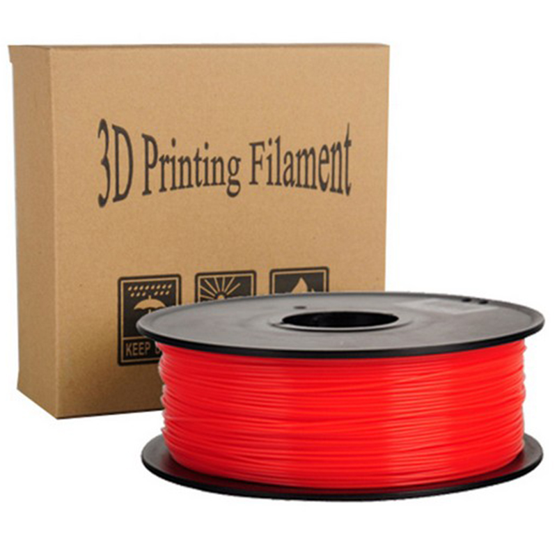 Image 4 - 5roll/lot 1kg/roll Anet 1.75mm PLA Filament 3D Printer Filament Plastic Rubber Consumables Material 4 Colors Option-in 3D Printing Materials from Computer & Office