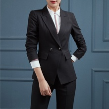 High Quality Fabric Business Suits With Jackets and Pants La