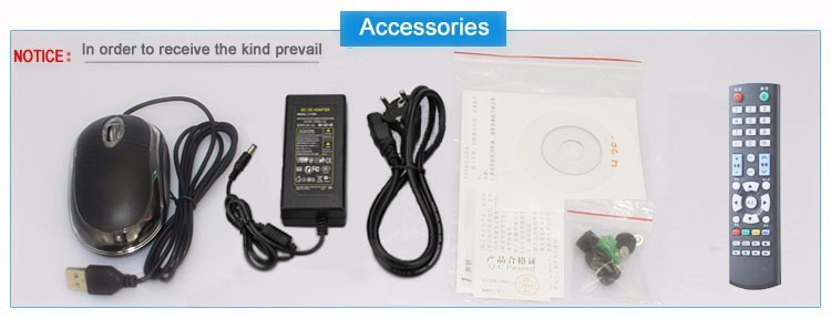 1CH RCA Audio output H.265 5mp 16CH 16 Channel POE Onvif Surveillance IP Camera NVR picture 04