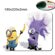 Cartoon Custom-made Rectangle Non-Slip Rubber 3D printing gaming rubber sturdy pocket book mouse pad within the workplace and residential use