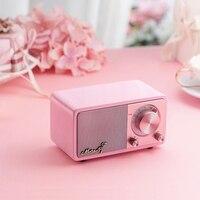 Sangean portable speakers with fm radio Free shipping portable mini speaker bluetooth wireless speaker