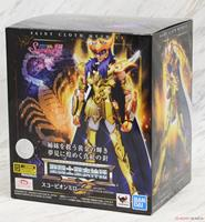 Original Bandai Action Figure Saint Seiya Saintia Shoko Scorpius Milo Action Figure Model Toys Saint Pegasus Figure