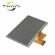 Thani 4.3-inch LCD screen for GARMIN Zumo 350 LM 350LM GPS LCD display screen with Touch screen digitizer Free shipping
