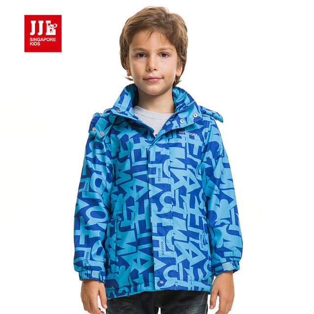 boys winter coat boys windbreaker windproof kids winterjacket children's outdoor coats boys parka boys clothing
