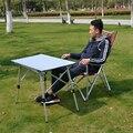 Уличный ультра легкий портативный складной стол из алюминиевого сплава для барбекю  пляжного отдыха  пикника  подъемный стол LM6041611py